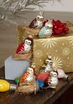 It's Owl for You Ornament Set
