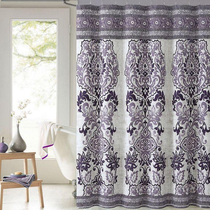 Best 25+ Fabric shower curtains ideas on Pinterest | Shower ...