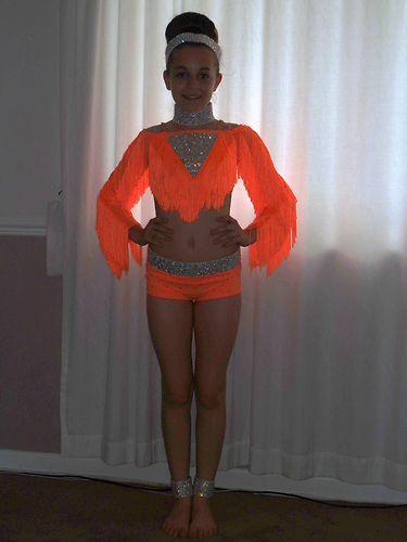 u10 / u12 freestyle dance costume | eBay