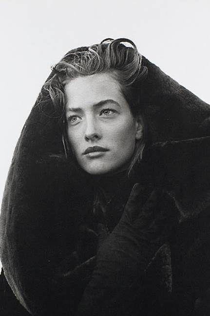 Peter Lindbergh Tatjana Patitz Azzedine Alaia Le Touquet 1986