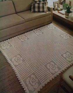 Tina's handicraft : carpet