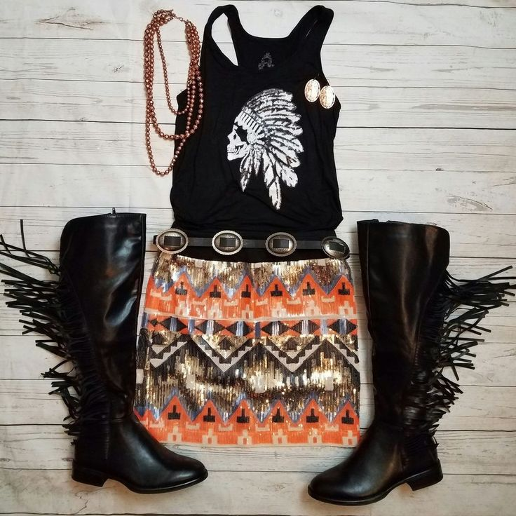 Cowgirl Gypsy FRINGE Tall BLACK BOOTS Faux Leather VEGAN Western NIB LADIES 11 #EDDIEMARC #KneeHighBoots