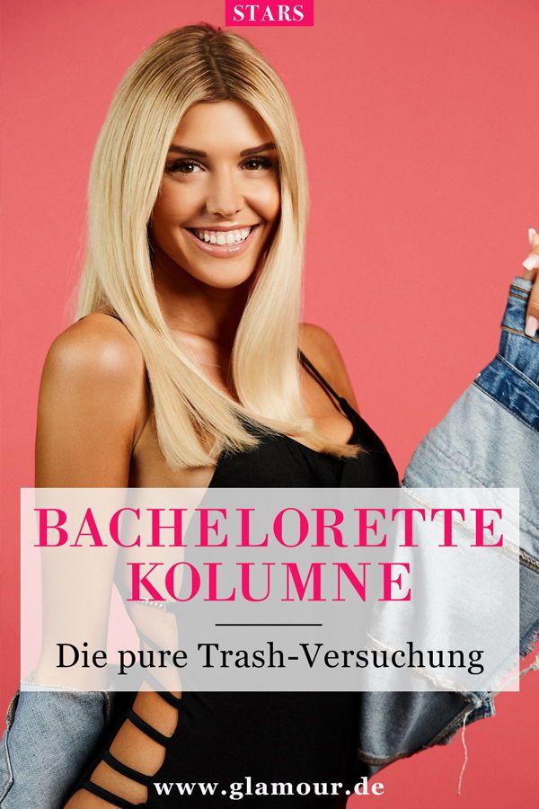 Glamour Kolumne Bachelor