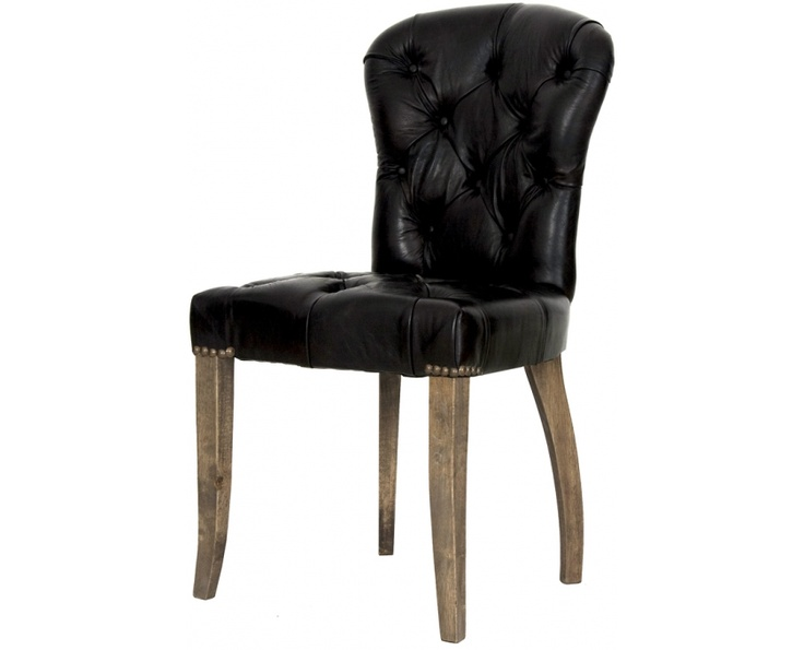Weylandts Products Furniture Chester Chair Black