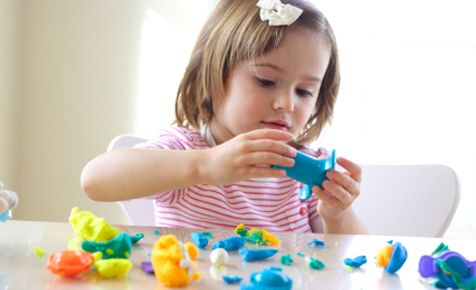 how to make playdough without cooking oil