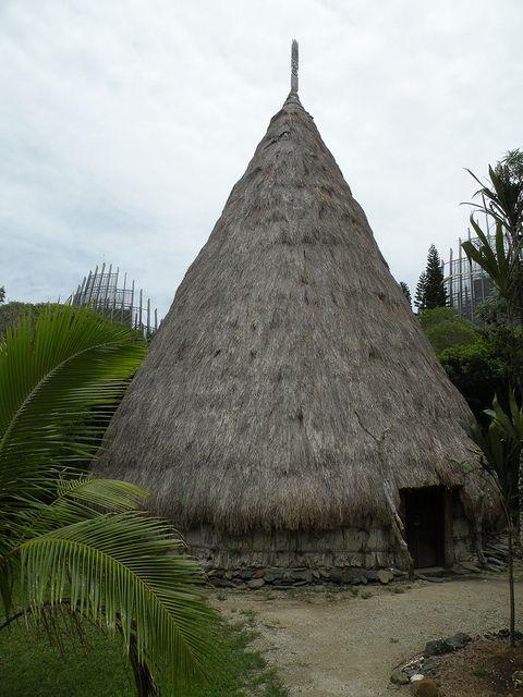 Centre Culturel Tjibaou, Nouméa, New Caledonia Version Voyages, www.versionvoyages.fr