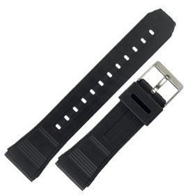 Voguestrap TX22G3 Allstrap 22mm Black Regular-Length Fits Casio Data Bank Watchband Voguestrap. $5.90. Band width: 22 mm. Sport. Regular length. Black