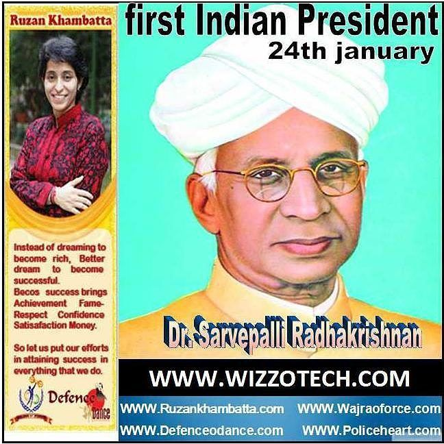 first Indian President Elected  The First President of  India was elected at 24th january 1950 for 2 days on temporary bases and after 2 days on 26 january 1950 as per the Constitution Of India Rajendra Prasad Was elected the First President of India. #youthicon #motivationalspeaker #inspirationalspeaker #mentor #personalitydevelopment #womenempowerment #womenentrepreneur #entrepreneur #ruzankhambatta #womenleaders #firstIndianPresidentElected