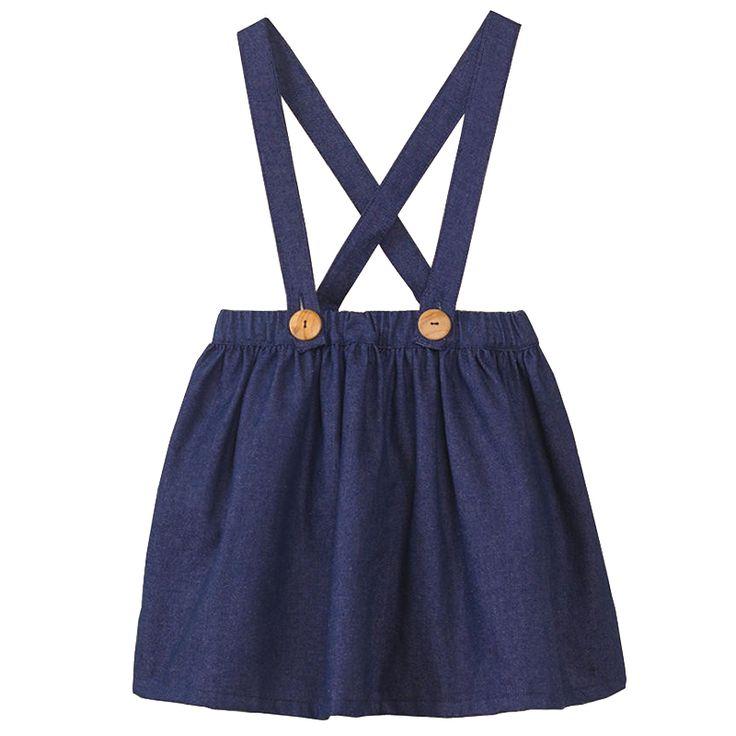Milou & Pilou Denim Skirt