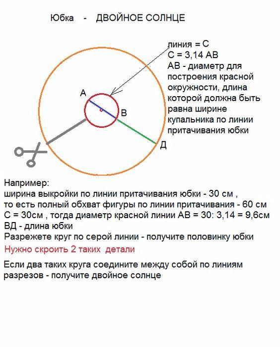 юбка - двойное солнце (564x700, 281Kb)