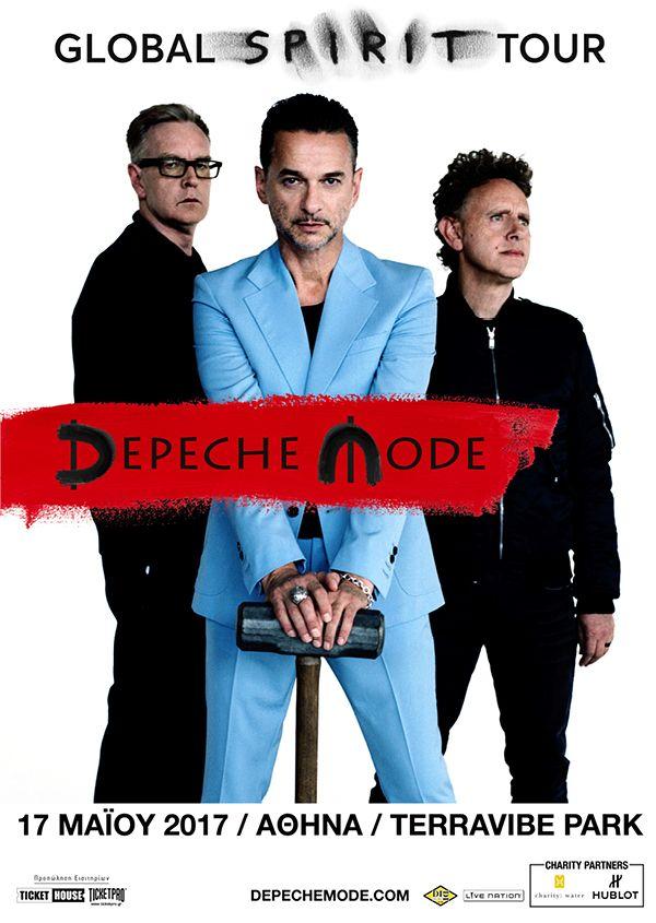 Depeche Mode-Athens