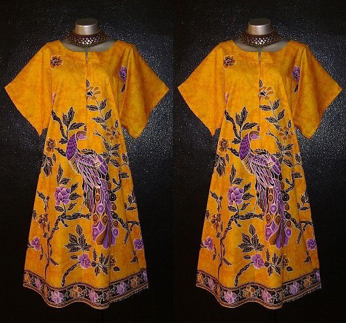 GELB ETHNO TUNIKA KAFTAN KLEID 48 50 52 Hippie Vintage 70er Abaya Dress UK 22 24