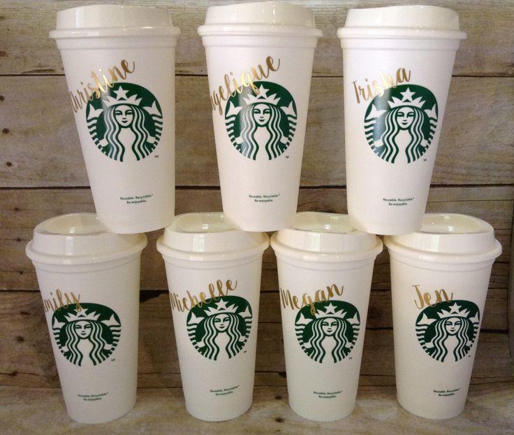 starbucks tumbler personalized starbucks cup gift for With starbucks personalized tumbler template
