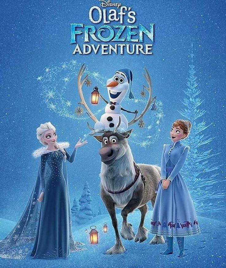 ❄It'll soon be time to return to Arendelle, for about 21 minutes.⛄