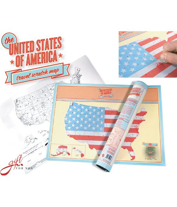 Best SCRATCH MAP POSTERS Images On Pinterest World Maps - Personalized us travel map
