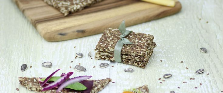 Here is my standby basic raw cracker recipe, which I use on a regular basis. It's hearty and very seedy. A dehydrator is required for this raw recipe.