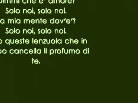 Toto Cutugno - Solo Noi lyrics by tauriux.wmv