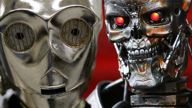 Biliyor muydun ? /// Korkutucu Derecede Güçlü Robotlar İnsanoğlunun Varlığını Tehdit Ediyor!