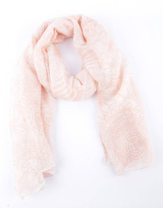 Super mooie hemel lichte roze sjaal van Indini Je koopt deze sjaal bij www.indini.com #sjaals #sieraden #fashion #wearable #fashionguide #indini
