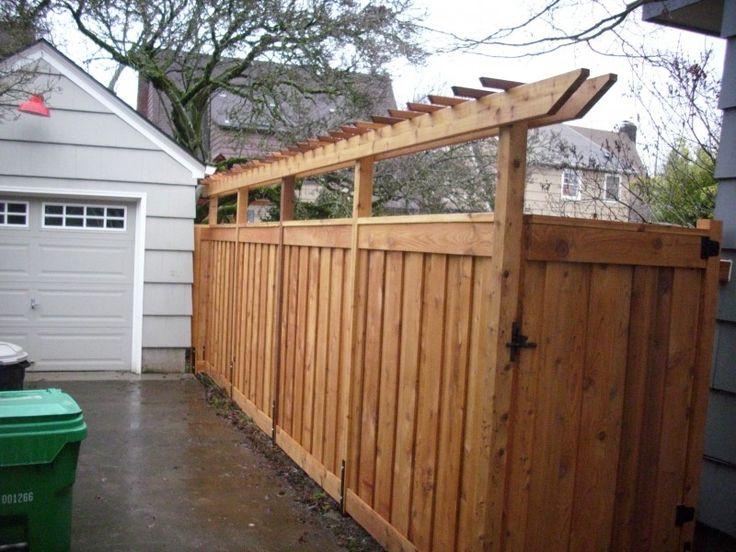 Wooden Screens Pergolas Decks And Gates Durban: Catalina Top Fence - Google Search