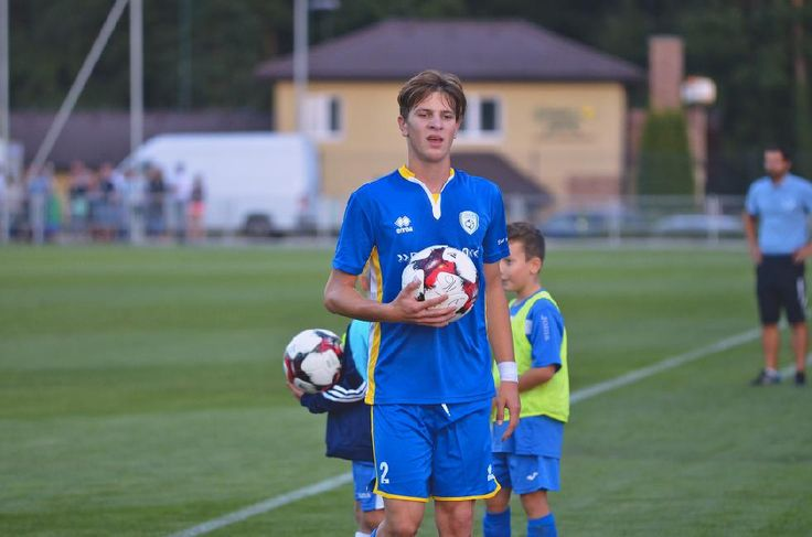 Mladý obranca Richard Župa sníva o mieste v reprezentácii