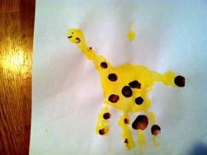 From Head To Toe Free Printables and Crafts