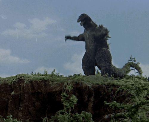 """gameraboy: """" King Kong vs. Godzilla (1962) """""""