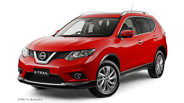 At Nepean Motor Group, you'll find an array of choices for the new 2016 Nissan X-Trail T32 series and you can pick the colour you love.