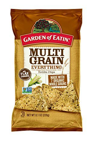 Garden of Eatin Multigrain Everything Corn Tortilla Chips 81 Ounce >>> Read more reviews of the product by visiting the link on the image.