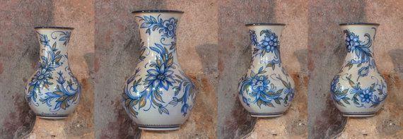 Flower lover vase by podbrdskakeramika on Etsy, €160.00