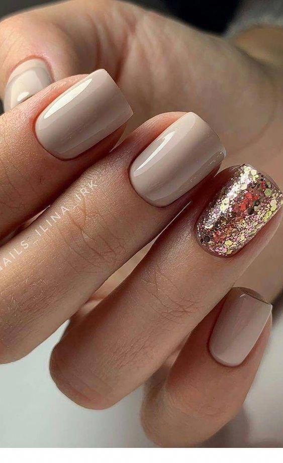 Nagelgel Design für mich! | Inspirierende Ladies #shortgelnails – Nails