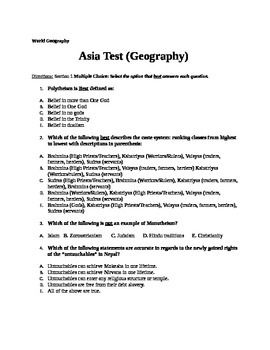 types of toefl essay questions