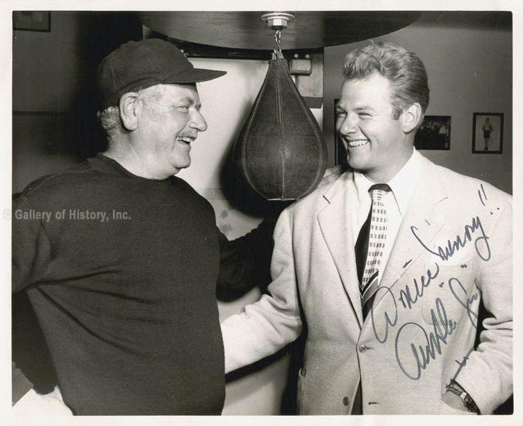 Alan Hale Jr Alan Hale Jr Photograph Signed