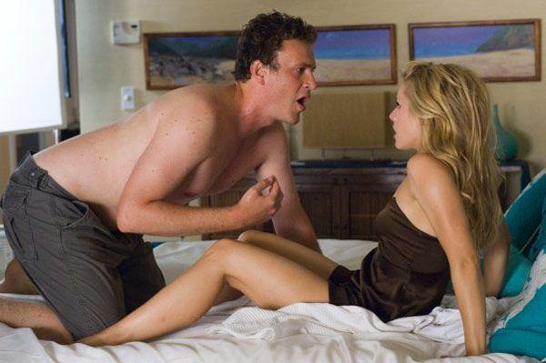 Paso de ti (2008), con Jason Segel y Kristen Bell