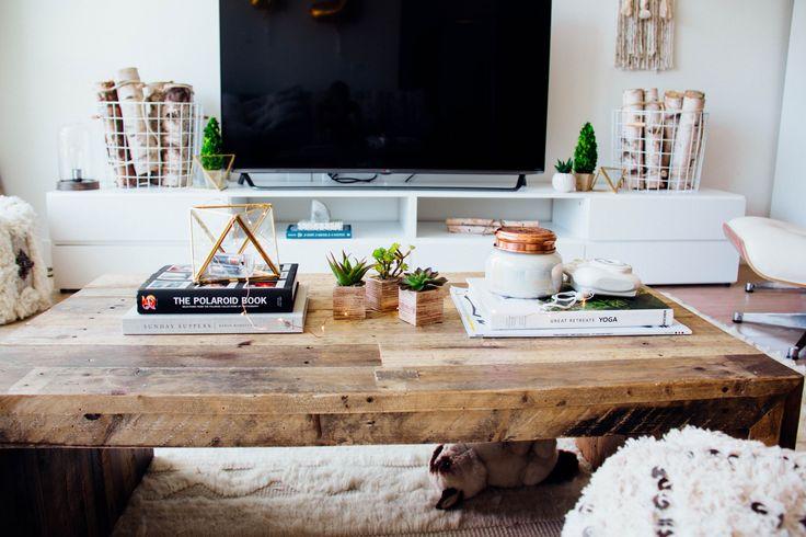 My Rustic, Cosy Living Room – Eva's Apartment | My Life As Eva ...