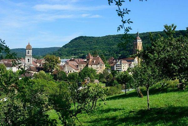 Arbois, pays des Louis Pasteur et du vin du Jura - Tourisme en Franche-Comte