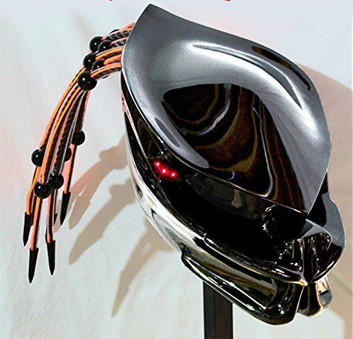 predator motorcycle helmet by kustomz geek stuff pinterest motorcycle helmet helmets and. Black Bedroom Furniture Sets. Home Design Ideas