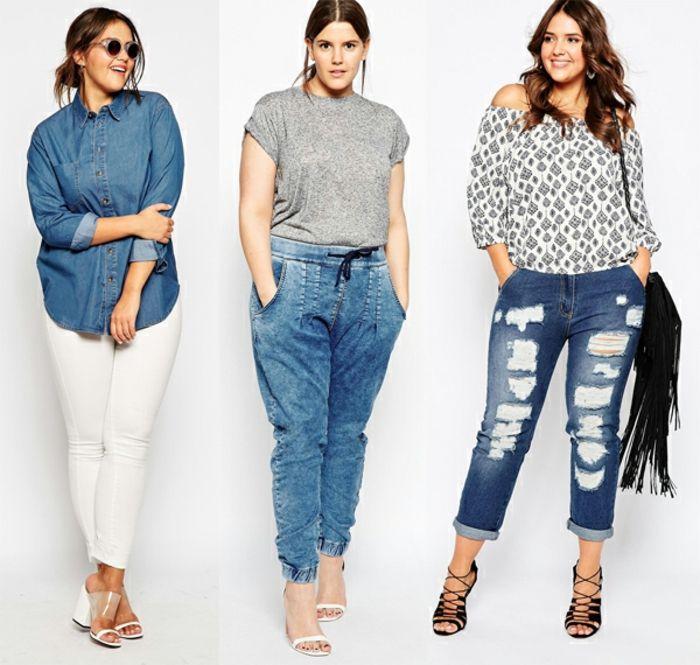 Mode für mollige Damen: 33 Vorschläge – Breendha Gtz