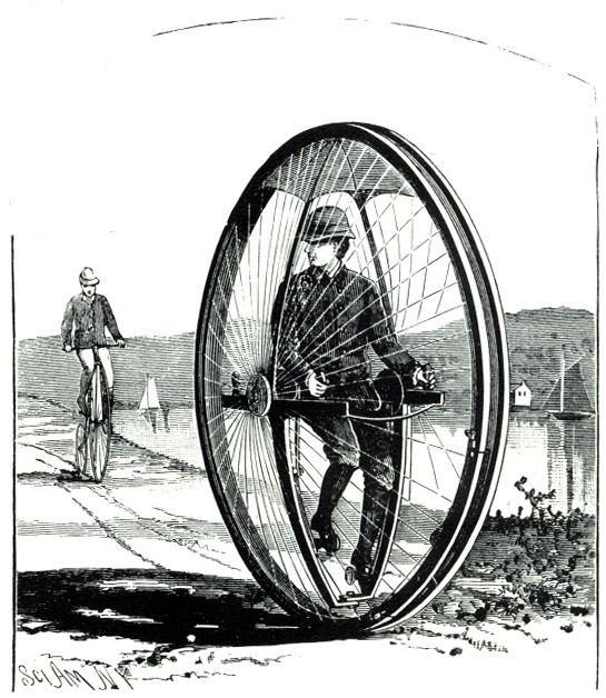 victorian inventions | Victorian Inventions Vol. 3 : The Awkward Cycle Years