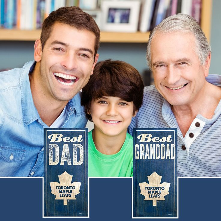 Father's Day is May 19 - signs starting at $14.97 cdn