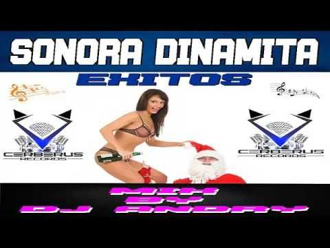 La Sonora Dinamita Mix 2016 El Fieston Navideño Mix 2016 (Dj Andry) - Ce...