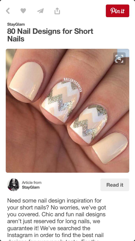 44 besten Nails Bilder auf Pinterest | Nageldesign, Nagelkunst und ...