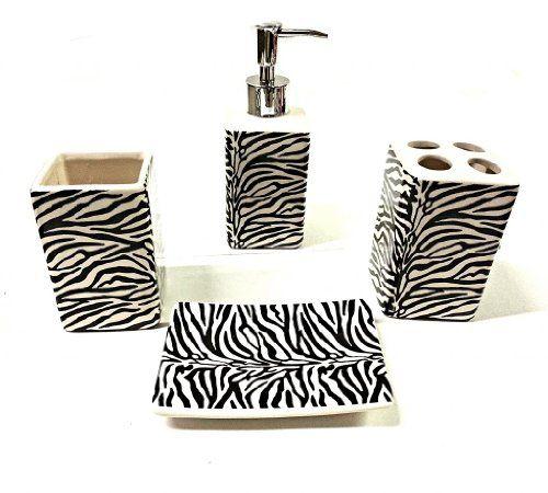 Red And Zebra Bathroom Decor: 1000+ Ideas About Zebra Print Bathroom On Pinterest