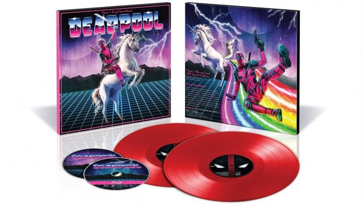 Fox Home Entertainment has a late addition to the game in the realm of our favorite San Diego Comic-Con exclusives this year, with some vinyl releases for some of their recent films. Logan,Deadpoo…