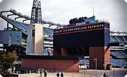 New England Patriots Stadium.