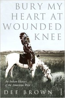 Afbeeldingsresultaat voor bury my heart at wounded knee