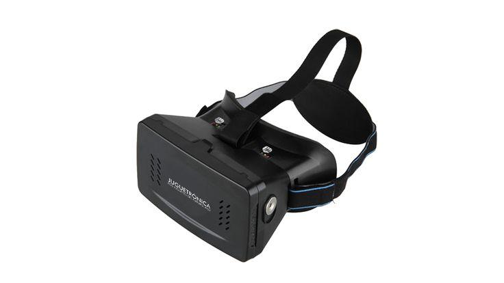Las VR Phone glasses son las gafas 3D para ver películas, fotografías y jugar en 3 dimensiones d...