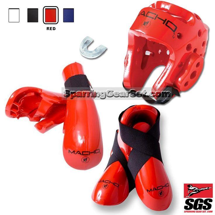Macho Dyna Sparring Gear Set