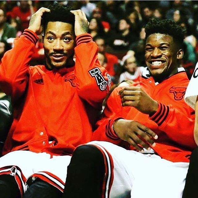 My point guard, my brother: you taught me so much since I came into this league as a 21 year old kid from Marquette. For me, coming to Chicago to play and learn from you, an MVP, was eye-opening. You helped shape me into the player I am today. Helped teach me the work ethic needed to excel in this league. You are a leader, thru and thru. Always a supportive teammate and friend. I'll always be thankful for the opportunity I had to play alongside you each night and I know you're going to…