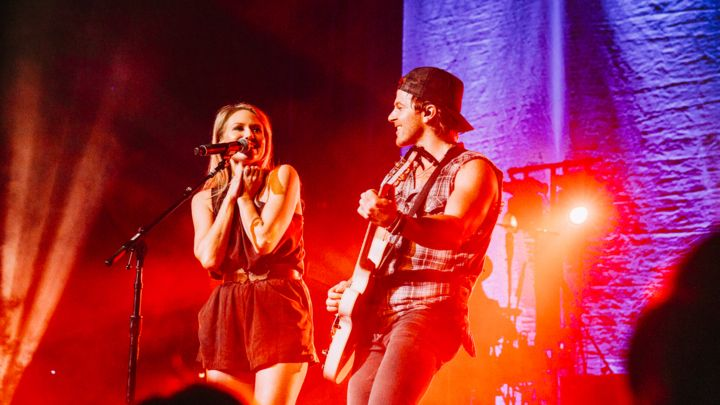Surprise Jewel Image - Kip Moore Plays the Mother Church: Exclusive Photos From Nashville Show | Rolling Stone